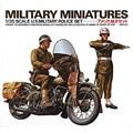 OHS Tamiya 35084 1/35 EUA Polícia Militar Conjunto Montagem Miniaturas figuras Militares Kits Modelo de Construção