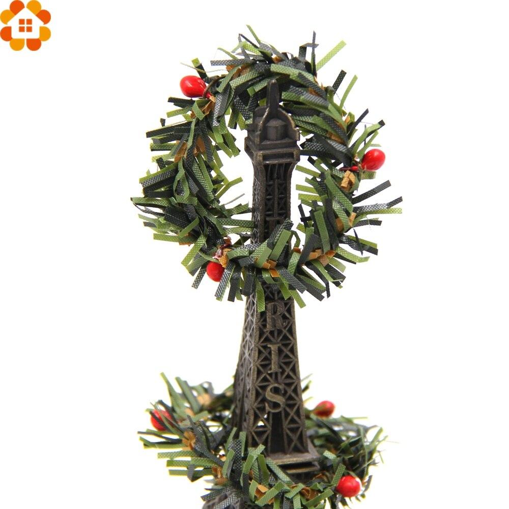 10PCS Artificial Stamen Berry Branches Christmas Wreath DIY Crafts ...