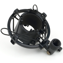 1Pcs Universal Mic Microphone Shock Mount Clip Holder Studio Sound Recording