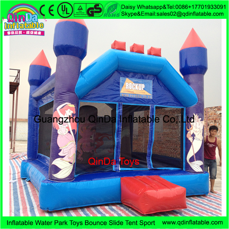 inflatable jumping castle124