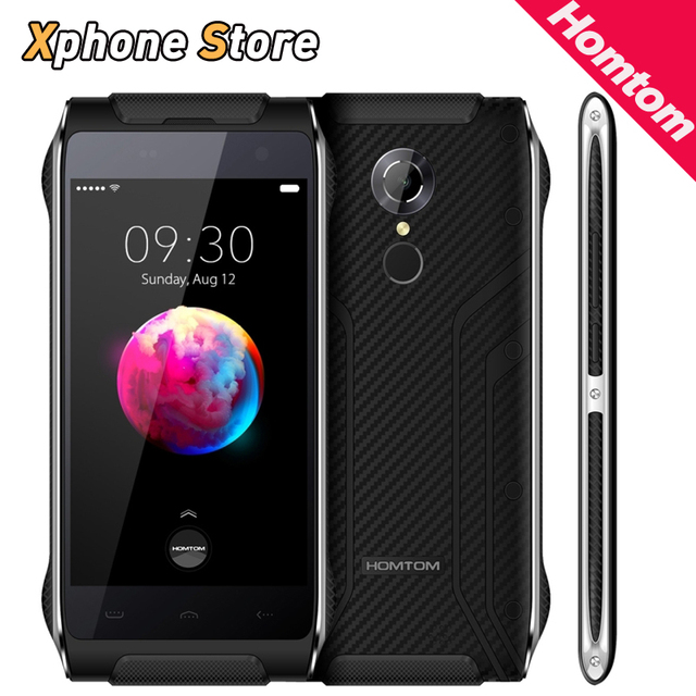 Original Homtom HT20 Pro IP68 Waterproof 4.7 inch 4G LTE Mobile Phone Android 6.0 3GB RAM 32GB ROM Octa core Dual SIM Smartphone