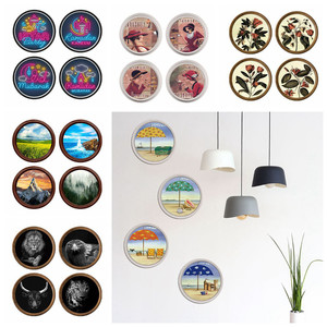 Image 1 - 2019  Decorative Painting BedroomLiving Room TV Wall Decoration Wall Stickers Mural wall stickers Home Decoration Living Room