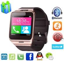 U8 Reloj inteligente Aplus Gv18 Digital de Pulsera de Reloj De la Tarjeta SIM Resistente Al Agua Bluetooth Smartwatch Para Android IOS de Apple teléfono PK Dz09 A1