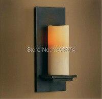Retro minimalist cafe loft bedroom den Wall Industry marble entrance hallway wall lamp, the main material stone, E27, AC110 240V
