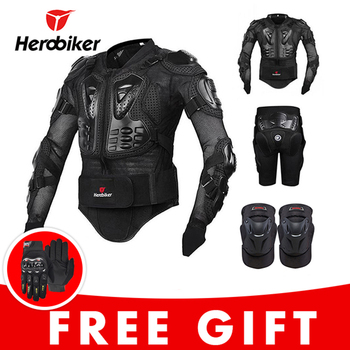 Motorcycle Jacket Riding Protection Armor Motorbike Motocross Equipment Racing Body Armor Moto Ptotective Gears Combination