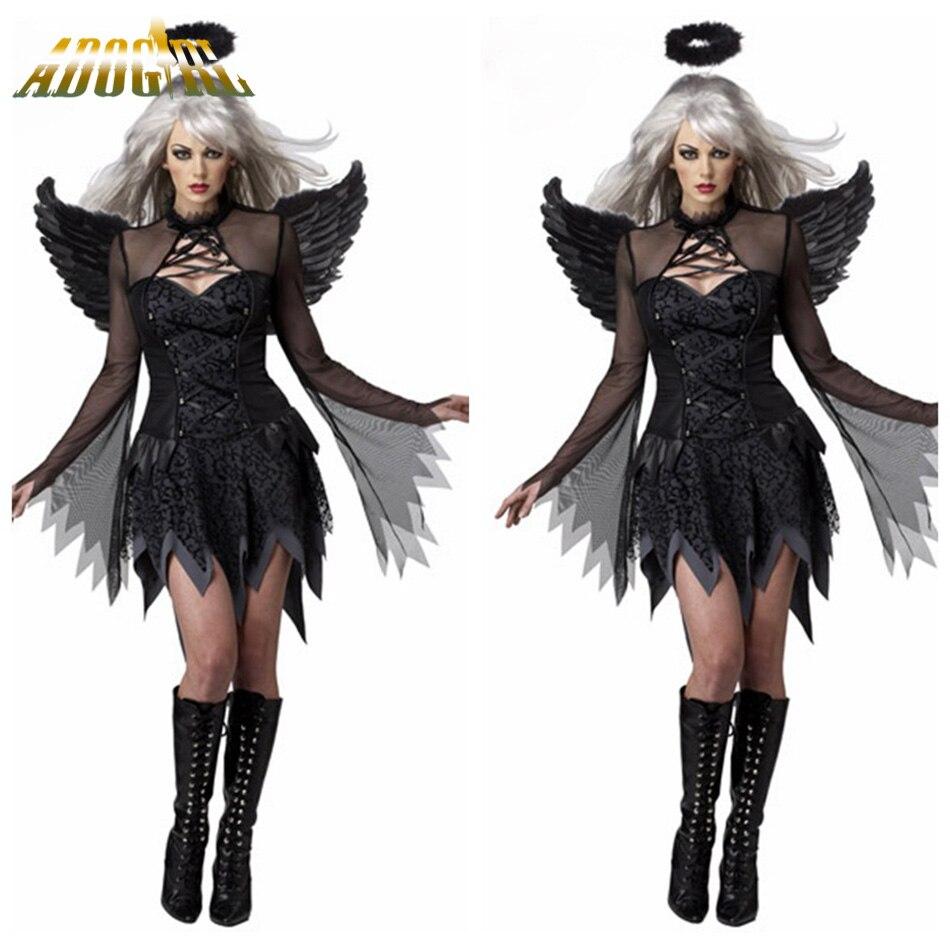 Popular Evil Black Dress-Buy Cheap Evil Black Dress lots from ...