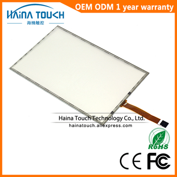 Win10 Compatible 15.6 inch laptop touch screen panel, 5 wire resistive USB industrial touch screen