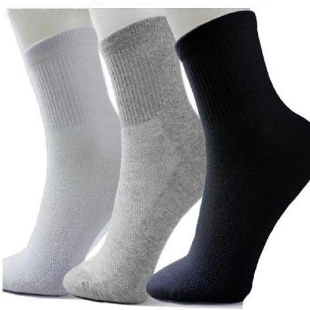 5คู่/ล็อตร้อนขายใหม่แฟชั่นแบรนด์คุณภาพถุงเท้าแบรนด์ผู้ชาย/ฤดูใบไม้ร่วงบางสบายๆนุ่มผ้าฝ้ายเนรเทศออกนอกประเทศถุงเท้าสำหรับผู้ชาย