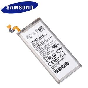 Image 2 - オリジナルサムスン交換バッテリー EB BN950ABE 三星銀河注 8 N950 N950F N950U N950N 3300mAh 電話 Batterie + ツール