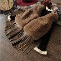 Детский жилет Подражать Кисточкой Поддельные искусственного меха для девочки жилет девочка зима жилет меховой жилет одежда плюшевые жилет Верхняя Одежда пальто