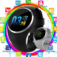 Bluetooth Q1 Smart Watch Men Women Stainless Steel Waterproof Wearable Device Smartwatch Bracelet for Xiaomi for Android Iphone