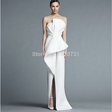 7f9274456c Buy white formal dresses and get free shipping on AliExpress.com
