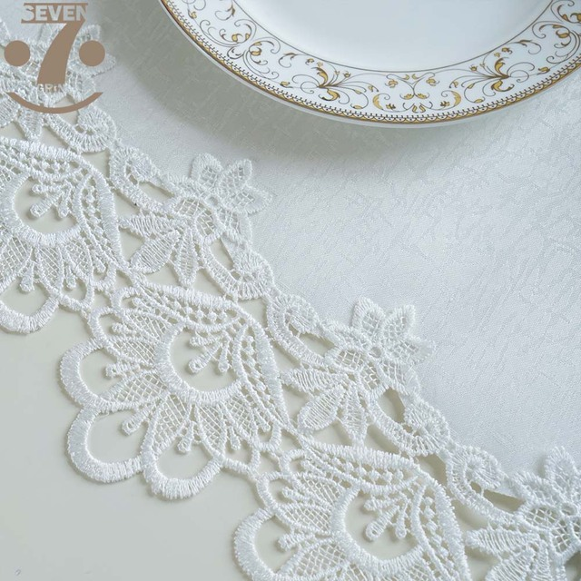 Home decorative dining banquet whi