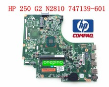 747138-501 747138-001 For HP untuk 15-D motherboard all in one N3510 cpu DDR3 100% tested working