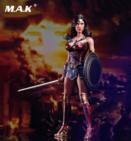 1/6 Scale Figure Movie Wonder Woman amazons AMtoys 1:6 Warrior Collection Full Set Action Figure