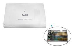 VinTelecom CP 1696 Series Phone PABX CP0448 PBX system with 4LINES x 48 Ext