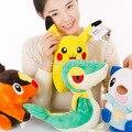 Juguetes minecraft pokemon плюшевые игрушки Покемон Рождественские подарки Мальчики Девочки любят пунктов snorlax игрушки Для Животных