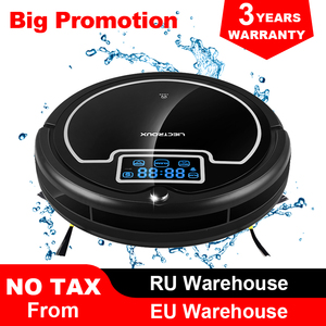 Image 1 - (Free Shipping to All, Fast Delivery) Robot Vacuum Cleaner with Water Tank,Wet&Dry,TouchScreen,Big Mop,Schedule,Virtual Blocker