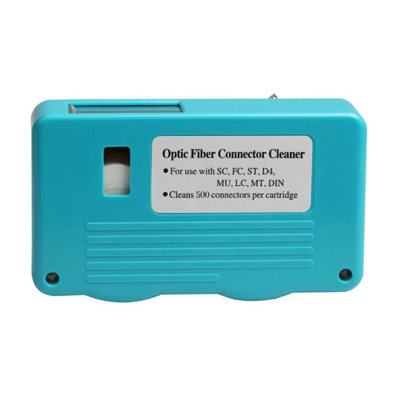 Free Shipping Optic Fiber Cleaning 1.25&2.5mm Universal Fiber Optic Connector Cassette CleanerFree Shipping Optic Fiber Cleaning 1.25&2.5mm Universal Fiber Optic Connector Cassette Cleaner