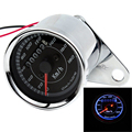 Universal 0-180km/h Led Digital Speedometer DC12V Motorcycle Gauge Dual Odometer Motorbike Speedometer Gauge Backlight