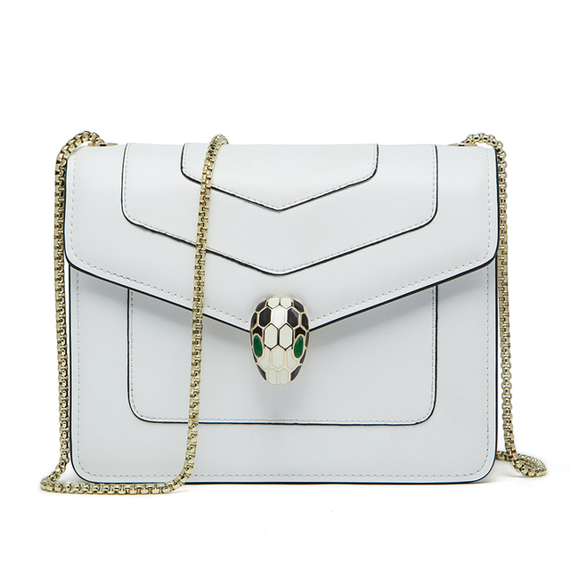 MYNOS Luxury Famous Brand Designer Cowhide Leather Women Tote Women Messenger Bag  Crossbody Bags For Women SAC A MAIN Femme