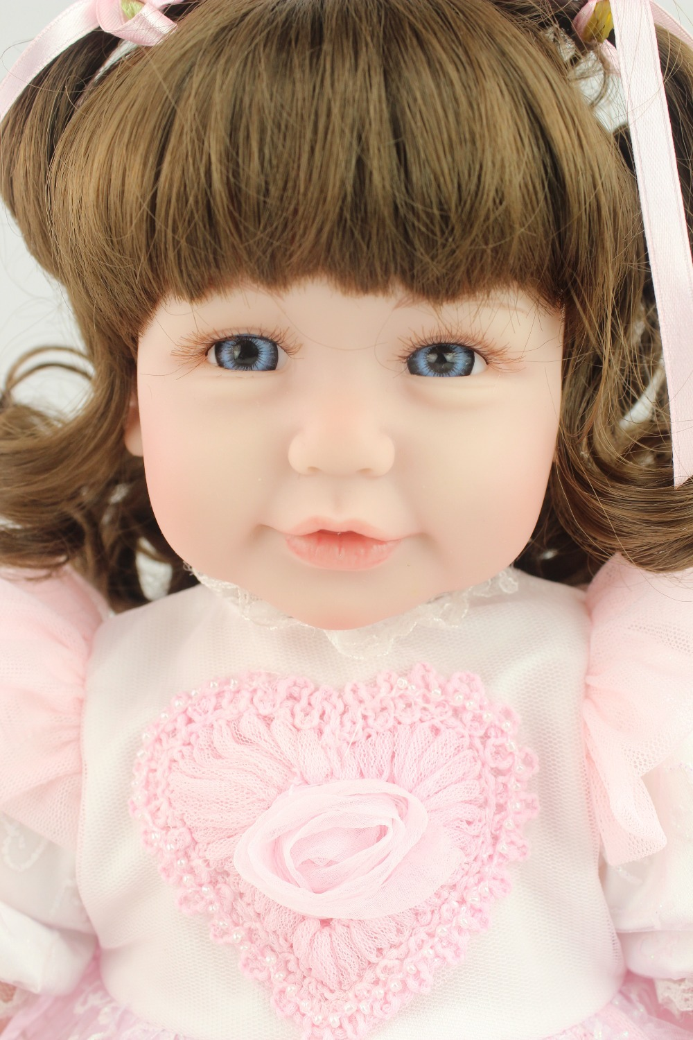 2016 NEW design Reborn toddler Adora girl doll sweet baby doll Birhtday Gift Toys for Girls Curls hair