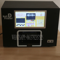 Free Shipping Screen Nail Printer Machine Digital Nail Art Machine