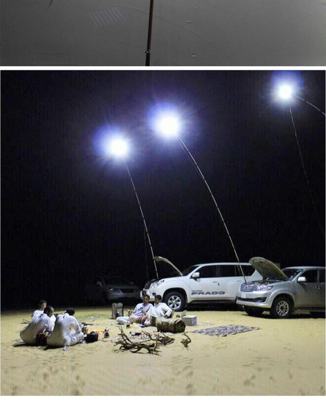 200w 12v cob led panel light car lighting bulbs outdoor lamp (14)