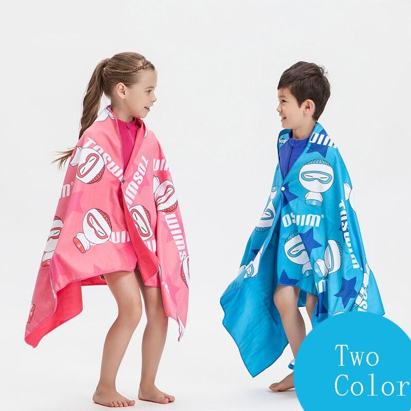 Microfiber Beach Towel Kids Sports Large Toallas De Playa Bathroom Pool Anime Cartoon Bath Towel For Kids Children QQC282