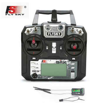 Flysky FS-i6X 10CH 2.4GHz AFHDS 2A RC Transmitter With FS-iA6B FS-iA10B FS-X6B FS-A8S Receiver For Rc Airplane Quadcopter Mode2 - DISCOUNT ITEM  9% OFF All Category