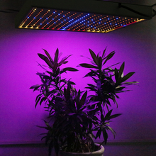 20W/30W/120W Grow Light Panel Light Hydroponics Lamps AC85-265V SMD3528 Red+Blue+Orange For Flowering Plant Indoor Grow Tent Led