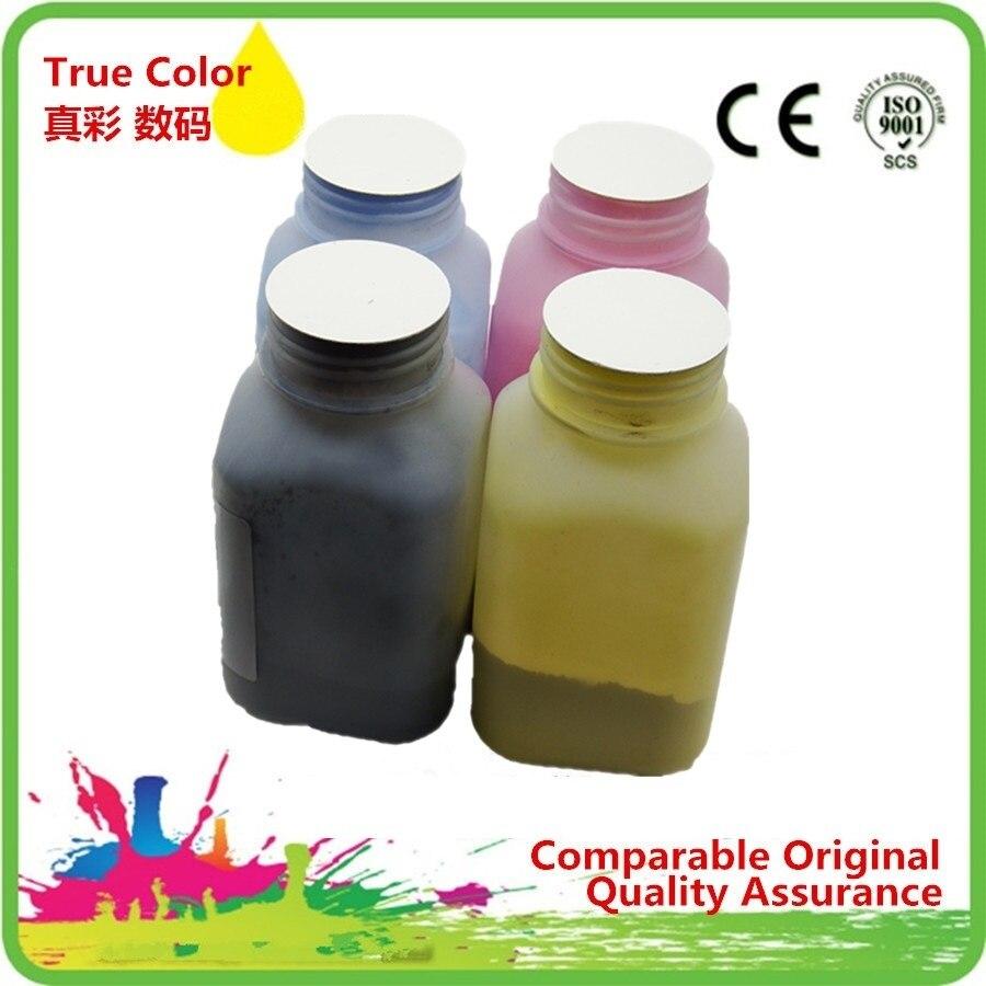 40g//Bottle,4 Black Refill Laser Copier Color Toner Powder Kits Kit for Konica Minolta C4750 C 4750 Laser Printer