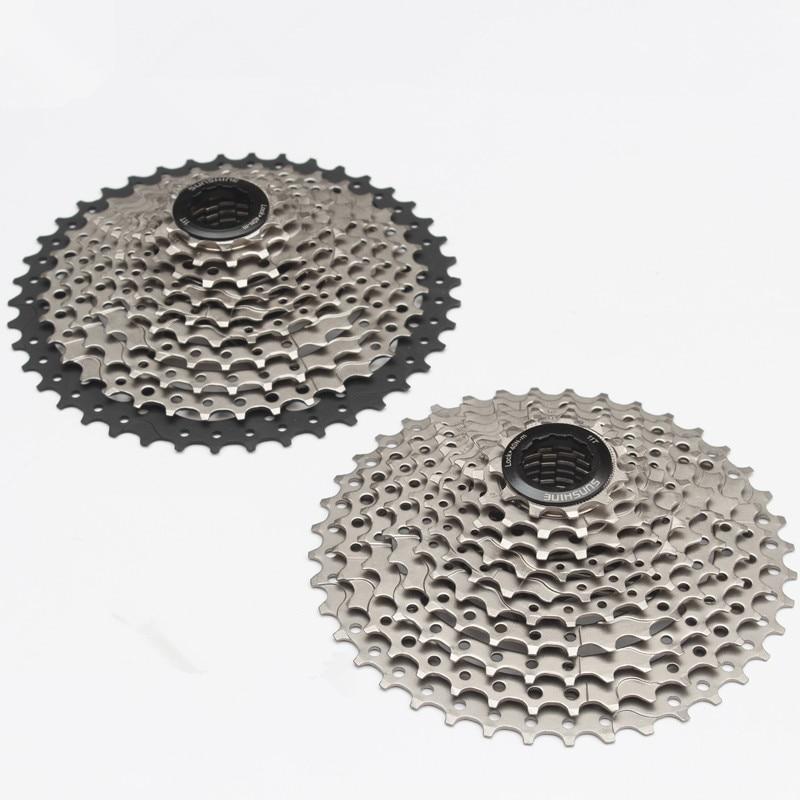 LUZ DO SOL 11T Bicicleta Mtb bike Volante Cassete Grande Subida Escalada 11-46 T roda de Corrente de Bicicleta peças da bicicleta