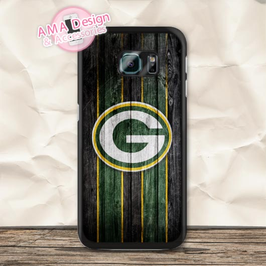 Green Bay Packers Football Case For Galaxy S8 S7 S6 Edge Plus S5 mini S4 active Core Prime Win Ace Note 5 4