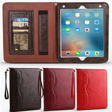 Leather Bag/organizer for Apple iPad Tablet Computers