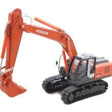 Литая игрушка модель подарок 1:50 Hitachi ZAXIS 200-3 гидравлический экскаватор Инженерная техника игрушка для сбора, украшения