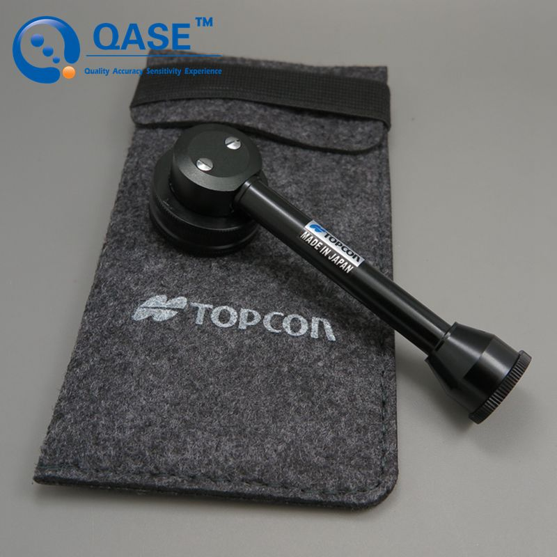 Curved eyepiece lens for TOPCON GTS GPT Series Total station Theodolite bend eyepiece for leica electronic theodolite total station