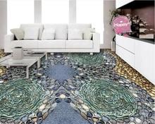 beibehang  3d flooring wallpaper for walls 3 d Classic fashion 3D stone floor tiles papel de parede tapety