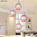 Fashion creative pendant lights home lighting suspension luminaire LED lamp pendant for dining room