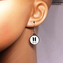BTS Letters Popular Earrings