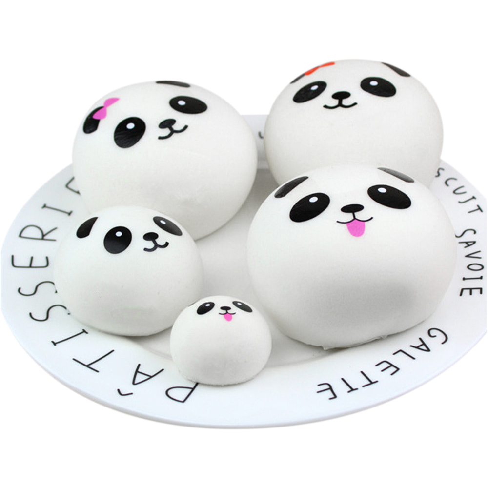Squishy Panda Antistress Slowing Rising Toys Children Squishes Gadget Fun Squisy Novelty Gag Stress Relief Sport Entertainment