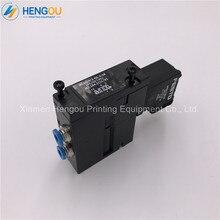 1 pieza Heidelberg SM52 SM74 SM102 máquina de impresión de la válvula de solenoide de MEBH 4/2 QS 4 SA M2.184.1111/05 M2.184.1111