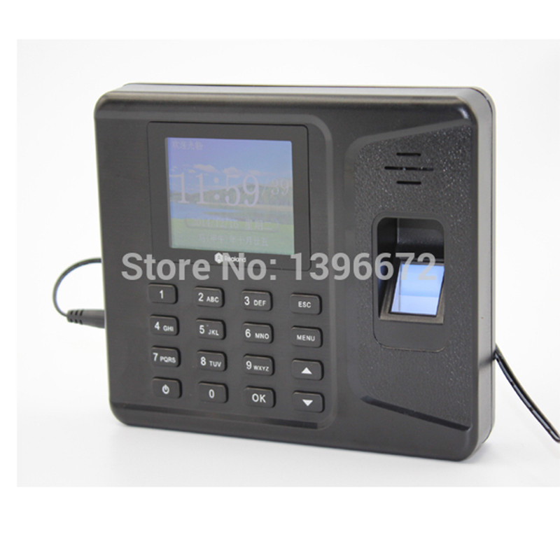 Realand 2.8 Inch TFT Biometric Network Fingerprint Attendance Machine Fingerprint Time clock realand 2 8 inch tft biometric fingerprint attendance fingerprint time clock terminal with 125khz card