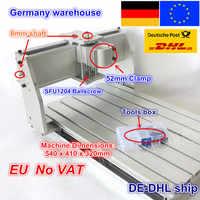จาก EU/ฟรี VAT 3040 CNC router เครื่องกัด mechanical สกรูบอลชุดกรอบอลูมิเนียมอัลลอยด์ CNC สำหรับ DIY ผู้ใช้