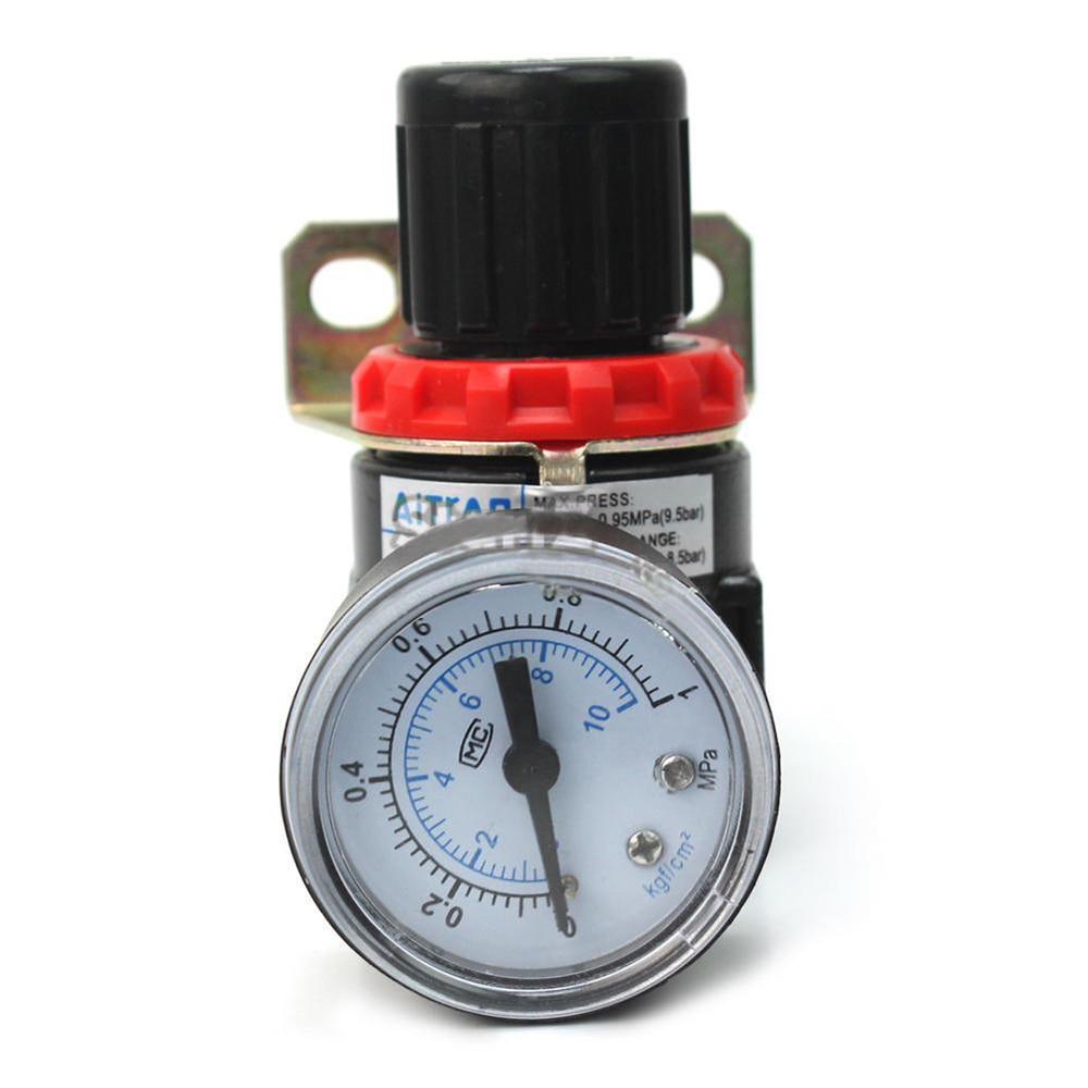AR-2000 G1/4'' Pneumatic mini air pressure regulator air treatment units авто шкода фабия бензин 1 4 2000 10