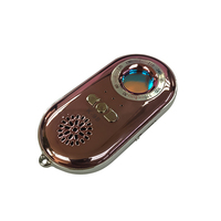 Personal Privacy Security Spy Detector Device RF Scanner Anti Hidden Bug Finder+Anti theft Device Alarm for Travel Safe k98