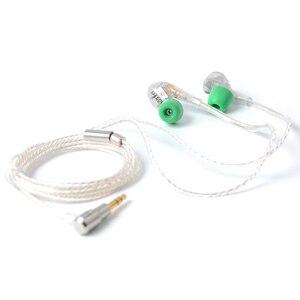 Image 5 - NICEHCK DT600 6BA unité dentraînement dans loreille écouteur 6 Armature équilibrée détachable détacher MMCX câble HIFI moniteur écouteur DT500 DT300