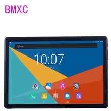 BMXC 2018 New Android 7 0 Quad Core 10 1 inch 3G 4G LTE tablet pc
