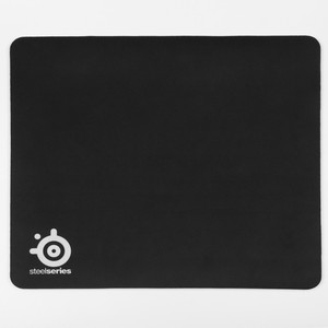 Image 4 - OEM SteelSeries Rubber Base Notebook Gaming Mouse Pad Computer Black Mousepad Gamer Laptop Keyboard Desk Mat without box