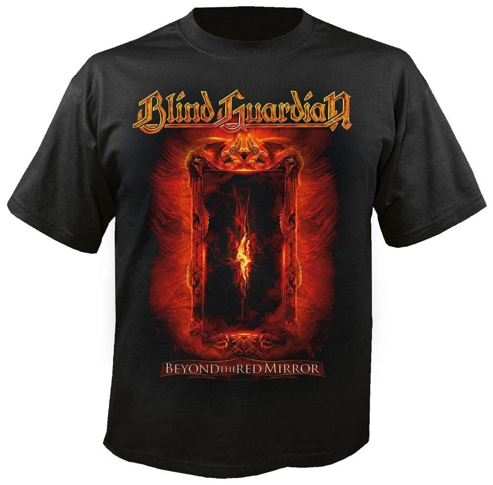 BLIND GUARDIAN - BEYOND THE RED MIRROR T-SHIRT Size/SIZE M NEW Hot Selling 100 % Cotton